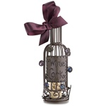 Wine Bottle Cork Cage Ornament